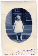 POSTCARD POSTALE PHOTO TARJETA POSTAL CUTE BABY CIRCA 1920- NTVG. - Fotografía