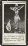 DP. FLORENCE DE SCHEPPER ° HAESDONCK 1908- + BEVEREN-WAES 1926 - Religion & Esotérisme