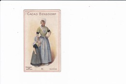 CACAO BENSDORP - Costumes Des Pays-Bas N° 24 - WALCHEREN - Andere