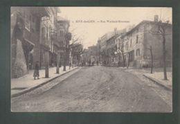 CPA - 42 - Rive De Gier - Rue Waldeck-Rousseau - Rive De Gier