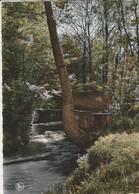 Jodoigne ,   Pont Sur La Jette ( Pont Des Amoureux ) Colorisée - Jodoigne
