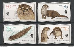 East Germany - 1987 Animals MNH** - [6] Repubblica Democratica