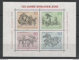 East Germany - 1969 Animals S/s MNH** - [6] Repubblica Democratica