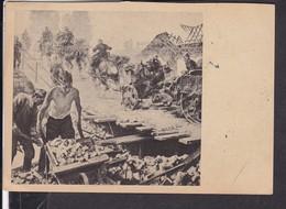 Ansichtskarte Wehrmacht , Soldaten 1944 - Briefe U. Dokumente