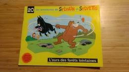 Sylvain Et Sylvette N° 20 Dessins De Claude Dubois L'ours Des Forets Lointaines - Tijdschriften
