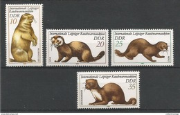 East Germany - 1982 Animals MNH** - [6] Repubblica Democratica