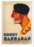 Béret BARRABAN - Le Vrai Béret Basque - Reclame