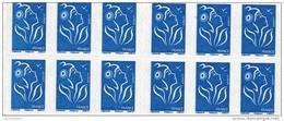 Carnets Marianne De LAMOUCHE N° 4127 C1 - Carnets