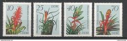 East Germany - 1988 Flowers MNH** - [6] Repubblica Democratica