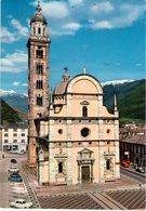 Santuario Madonna Di Tirano (So). Facciata. NV. - Sondrio