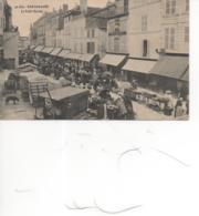 Bar-sur-Aube;Belle Animation Au Petit Marché ; Réf21 - Bar-sur-Aube