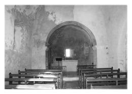 CEIGNES - Intérieur De La Chapelle Saint-Laurent D'Etables - France
