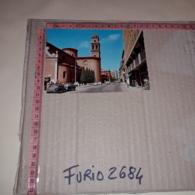 C-83902 FERRARA CORSO PORTA PO PANORAMA AUTO D'EPOCA PUBBLICITA VESPA - Ferrara