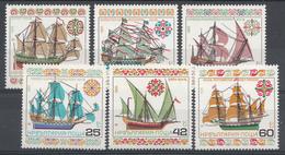 Bulgarie 1985  Mi.nr.: 3408-3413 Historische Schiffe  Neuf Sans Charniere / Mnh / Postfris - Nuovi