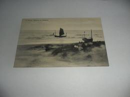 De Panne La Panne Barques De Pêcheurs - De Panne
