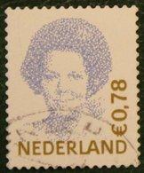 Beatrix 0,78 Euro NVPH 2041 (Mi 1965) 2002 Gestempeld / USED NEDERLAND / NIEDERLANDE - Gebraucht