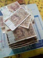 Pays Du Monde TRES GROS LOT 1500 BILLETS -VF/TTB+/TTB/TB+/TB/FR/PR----21 SCANS - Coins & Banknotes