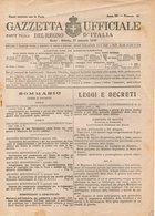 B 2994  -  Gazzetta Ufficiale Del Regno D'Italia,  1945 - Decreti & Leggi