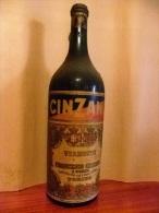 CINZANO BOTELLON DE 5 LITROS VINTAGE Año 1955 - Spirituosen