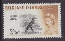 Falkland Island 1960 MH - Specht- & Bartvögel