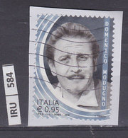 ITALIA REPUBBLICA    2018Modugno Usato - 6. 1946-.. República
