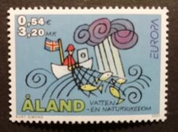 Aland 2001 / Yvert N°191 / ** / Europa - Aland