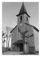 CESSY - L'église Saint-Denis - France