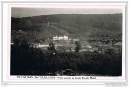 Caldas Da Felgueira ( Nelas )  Vista Parcial Ao Fundo Pensão Maial - 1960s - Portugal - Viseu