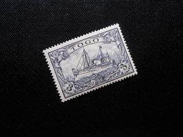 D.R.Mi 18 - 3M*MLH - Deutsche Kolonien ( TOGO ) - 1900/1919 - Mi 8,50 € - Colony: Togo