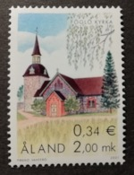 Aland 2001 / Yvert N°197 / ** / Eglise D'Aland - Aland