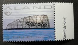 Aland 2002 / Yvert N°208 / ** / Art Contemporain Norden - Aland