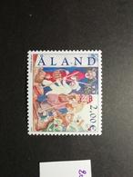Aland 2002 / Yvert N°201 / ** / Le Saint Knut - Aland