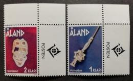 Aland 2002 / Yvert N°210-211 / ** / Bijoux De L'âge De Fer - Aland