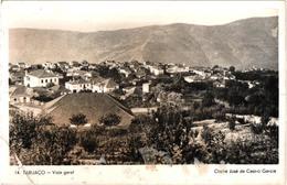Tabuaço - Vista Geral - Selo -  Portugal - Viseu
