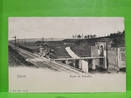 Diest, Porte De Schaffen - Diest