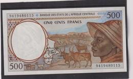 Gabon Afrique Centrale  500 Fr 1994 UNC  L - Gabun