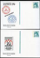 Bund PP100 D2/013 NAPOSTA FRANKFURT 1978 - BRD