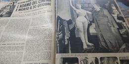 EUROPEO 1952 PASQUALE SCIORTINO MARIANNINA GIULIANO FONTANA SCURANO FROSINONE ARZIGNANO GEORGES MELIES - Sonstige