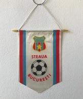 FOOTBALL SOCCER ROMANIA  CLUB STEAUA BUCURESTI  PENNANT - Other