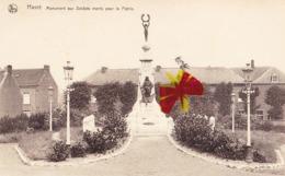 HAVRE - Monument Aux Soldats Morts Pour La Patrie - Mons