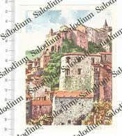 CERIANA - ARTISTICA  - Immagine Ritagliata Da Pubblicazione Originale D'epoca - Victorian Die-cuts