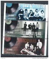 Aland 2014 N° 396/398 Neufs Musique En Aland - Aland