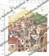 TRIORA - ARTISTICA  - Immagine Ritagliata Da Pubblicazione Originale D'epoca - Victorian Die-cuts