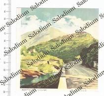 MONTALTO LIGURE - ARTISTICA  - Immagine Ritagliata Da Pubblicazione Originale D'epoca - Victorian Die-cuts