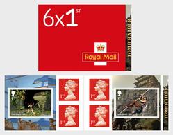 Great Britain 2020 - Video Games Stamp Booklet - 1952-.... (Elizabeth II)