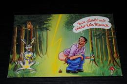 9801           DAS GLAUBT MIR WIEDER KEIN MENSCH /  COMIC - HUMOR - Humour