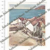 CERVO - ARTISTICA  - Immagine Ritagliata Da Pubblicazione Originale D'epoca - Victorian Die-cuts