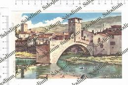 MILLESIMO - ARTISTICA - Immagine Ritagliata Da Pubblicazione Originale D'epoca D2228 - Victorian Die-cuts