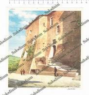 LARINO - ILLUSTRATORE - Immagine Ritagliata Da Pubblicazione Originale D'epoca - Victorian Die-cuts