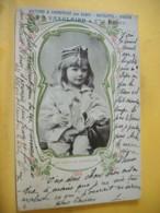 54 1116 CPA PUBLICITE 1906 - 54 NANCY - COSTUMES & CONFECTIONS POUR DAMES F. VAXELAIRE & Cie SUR CARTE FANTAISIE - Nancy